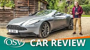 Aston Martin Db11 Volante Is It The Best Convertible Gt Youtube