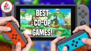 best co op games on nintendo switch