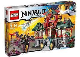 LEGO Ninjago Battle for Ninjago City Set 70728 -