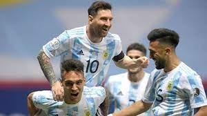 Check spelling or type a new query. Copa America 2021 Brasilien Vs Argentinien Im Tv Und Live Stream Die Ubertragung Des Finales Dazn News Deutschland