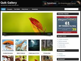 Wordpress Photo Gallery Theme 51 High Quality Stylish Yet Free Wordpress Themes Designbeep