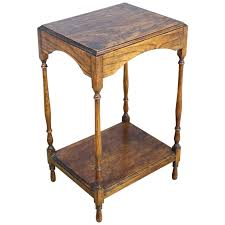 small antique side table oak barley twist for at tables