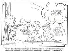 Small Picture Adam Eve have to leave the Garden Coloring Pages children