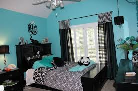 teen bedroom ideas teal and white. Unique White Cyan Black Teen Room Bedroom Ideas Teal And White Bedroomtransitional   And Teen Bedroom Ideas Teal White