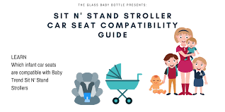 car seats compatible with baby trend