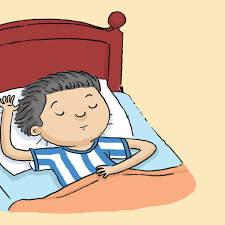 Gambar Tidur Animasi