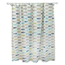 white shower curtain target. Architecture Enchanting White Shower Curtain Target Fish Calm Gray Pillowfort Black And Ruffle Eyelet H