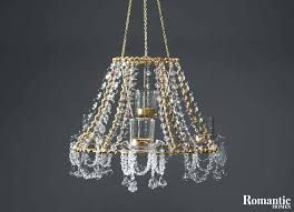 diy crystal chandelier full image for cake stand