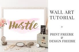 diy wall art print tutorial in photoshop on diy wall art photoshop with design tutorials diy archives elyana ivette