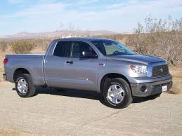 2007 Toyota Tundra Double cab 5.7 2wd 1/4 mile Drag Racing ...