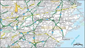 north carolina map A Map Of North Carolina north carolina road map a map of north carolina cities
