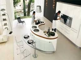 Modern Kitchen Island Design unique kitchen islands curved island design surripuinet 8438 by uwakikaiketsu.us