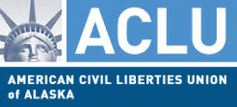 Image result for aclu alaska logo