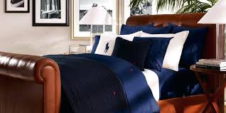 ralph lauren bed sheets bed linen player navy by