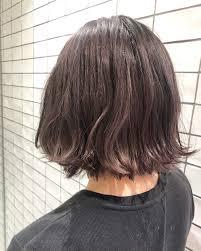 骨格診断ナチュラルウェーブストレートタイプに似合う髪型20選 Belcy