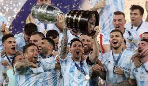 Copa America şampiyonu Messi'li Arjantin! (ÖZET) Arjantin - Brezilya maç  sonucu: 1-0 - Futbol Haberleri - Spor
