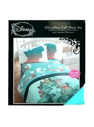 little mermaid bedding set little mermaid comforter set twin mermaid mermaid comforter set twin little mermaid