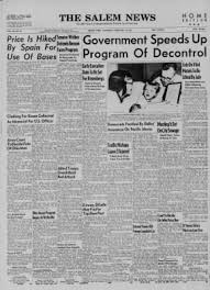 The Salem News from Salem, Ohio on February 14, 1953 · Page 1