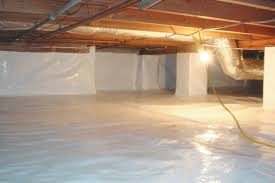 crawl space moisture barrier. Wonderful Barrier Crawl Space 101 What They Are And Why Require A Moisture  Barrier In L
