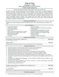 Sample Accounts Payable Resume Accounts Payable Resume Sample