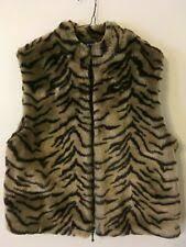 Preston York Faux Fur Regular Size Clothing For Women For