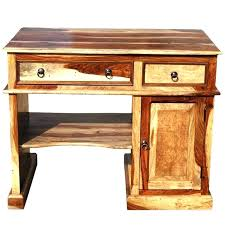 real wood computer desk solid for small space with hutch solid wood l shaped desk