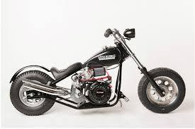 little badass mini motorcycle