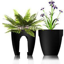 home dek decor 2x6 inch rectangular deck planter 005050 ebay