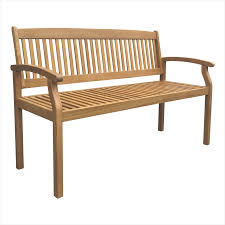 find mimosa 130cm hampsted timber bench at bunnings warehouse visit your local