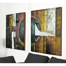 abstract art set of two dwell pertaining to dwell abstract wall art image 7 on dwell abstract wall art with 15 top dwell abstract wall art wall art ideas
