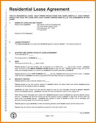 Template Lease Lease Agreement Template Pdf Template Business