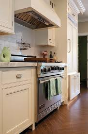 viking refrigerator inside. viking refrigerator (hidden by custom wood-paneling) and gas range w/ built-in griddle were supplied kam to a feature project in osterville. inside h