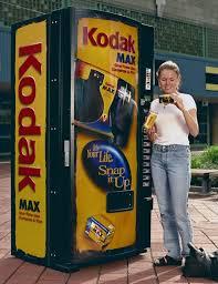 Vending Machine Camera Stunning Old School Disposable Camera Vending Machine VendingMachinePorn