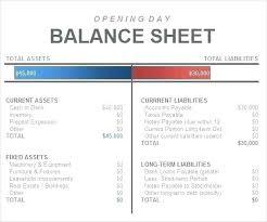 Excel Banking Spreadsheet Template Bank Balance Sheet Free