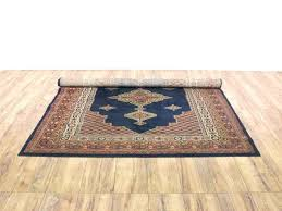 precious blue and yellow rug h3927726 this bohemian rug is woven in a durable dark navy