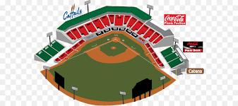 Carolina Stadium Seating Chart Carolina Mudcats Stadium Game North Carolina Brand