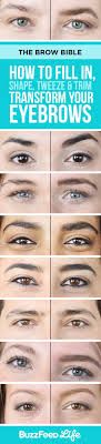 how to trim eyebrows. share on facebook how to trim eyebrows