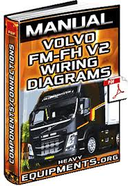 service manual volvo fm fh v2 trucks wiring diagrams volvo fm fh v2 trucks wiring diagrams manual
