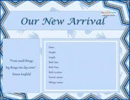 free baby announcement templates baby announcements templates free rome fontanacountryinn com