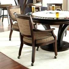 dining set with caster chairs caster dining room chairs dining chairs unique caster dining chairs design dining set with caster
