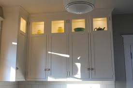 upper cabinet lighting. Upper Cabinet Lighting. Rose City Bungalow 1913 Lighting I