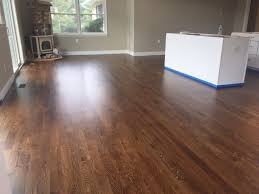 white oak with duraseal antique brown stain and pallmann x96 matte finish hardwood floor stain colors
