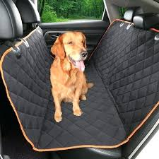 best dog car seat cover dog paw print car seat covers best dog car seat cover