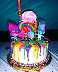 Cool Birthday Cakes Ideas Monster Cake 40th Birthday Cake Ideas For