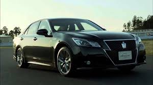2013 Toyota Crown 8 Speed Athlete 4WD Royal JDM Japan Commercial ...