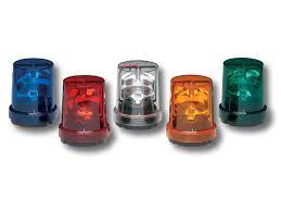 Small Rotating Beacon Light 121s Vitalite Rotating Warning Light Federal Signal