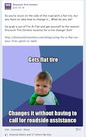 Staff Pick of the Week: A Meme about Tires | ADvise Media Group via Relatably.com