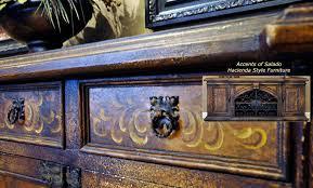 furniture spanish. sonoma hacienda style hand painted buffetmedia cabinet at accents of salado furniture spanish l