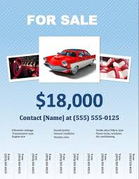 Flyer Template For Pages Car For Sale Flyer Template For Pages Free Iwork Templates