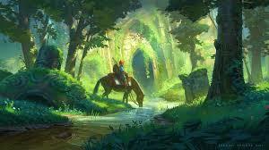 Zelda Landscape Wallpapers - Top Free ...